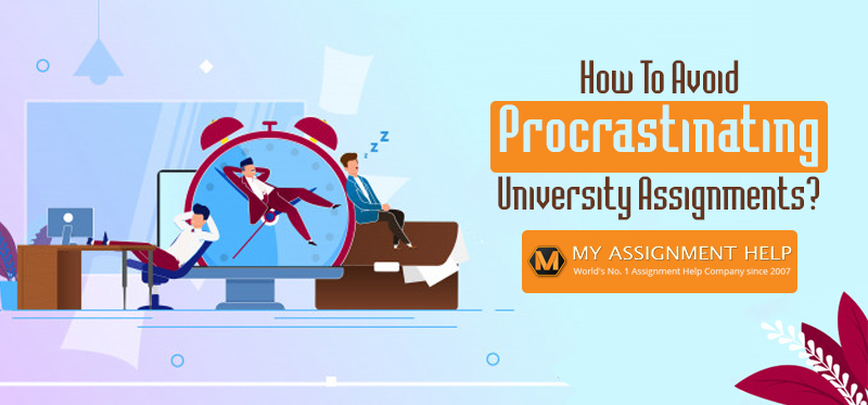 how to stop procrastinating homework/assignment
