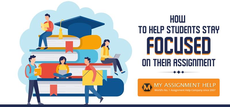 Myassignmenthelp.com helps in Focusing child towards studies