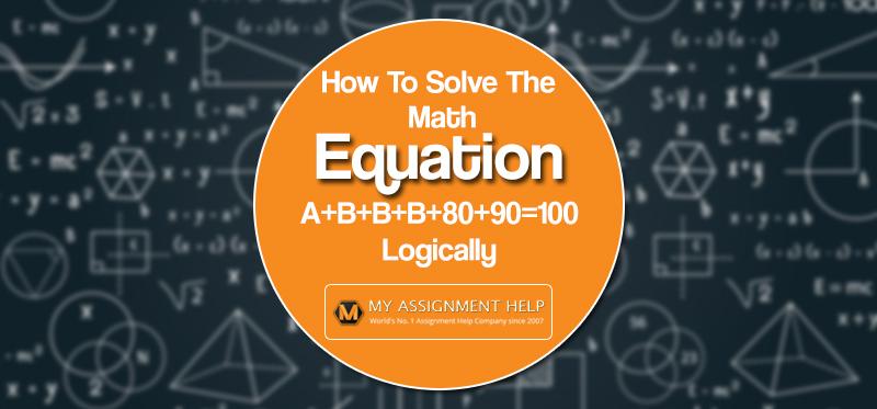 Solve The Math Equation