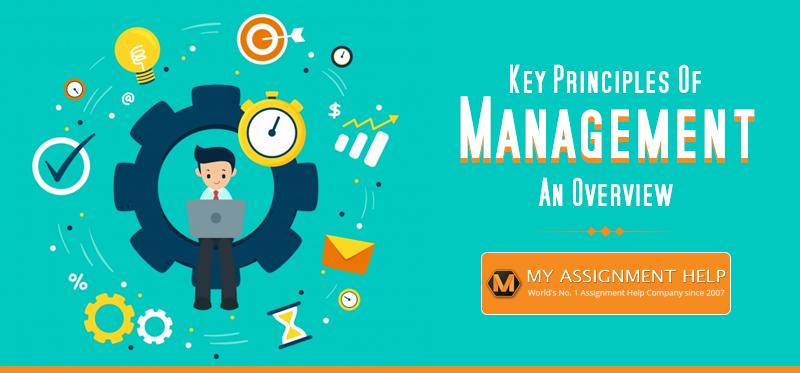Key Principles of Management