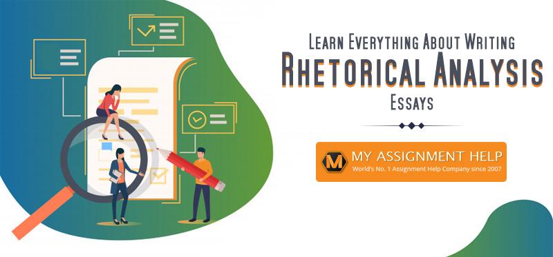 Rhetorical Analysis Essays