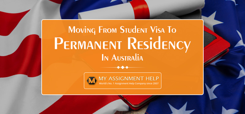 applying for permanent residency after student visa