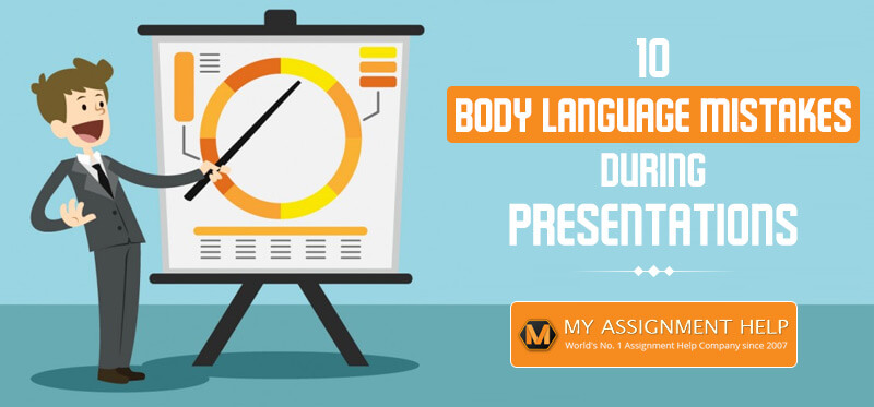 10 Body Language Mistakes During Presentations