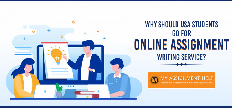 Avail online assignment writing service