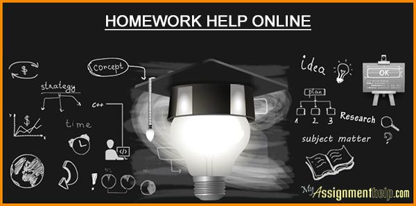 online help with homework