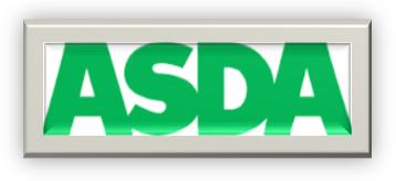 Logo of ASDA