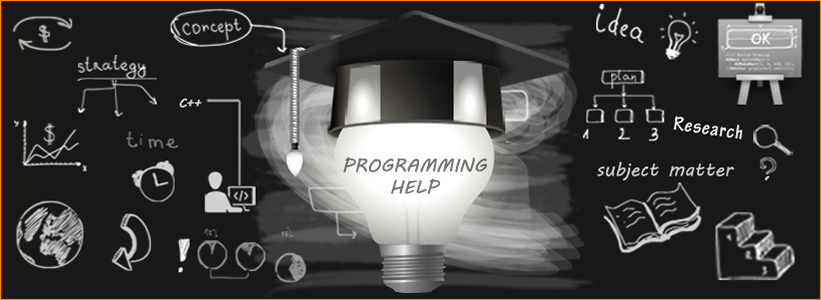 Assignment writing help on programming