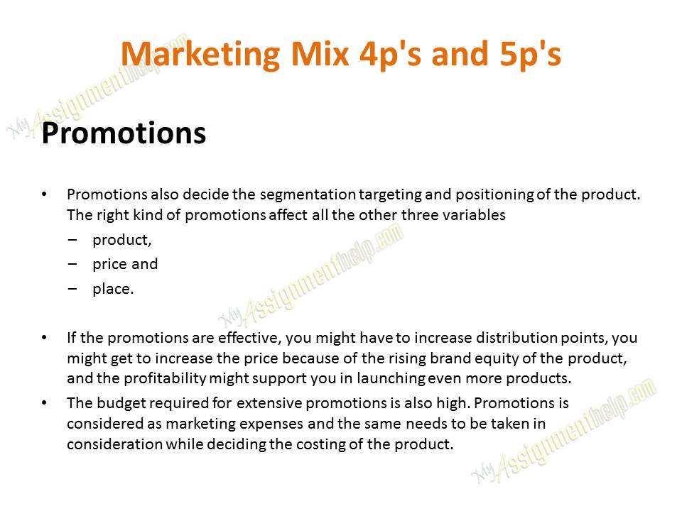 analysis of 7 p s marketing mix of disneyland Mccarthy's marketing mix has since become one of the most enduring and widely accepted frameworks in marketing analysis of resource requirements and allocation.