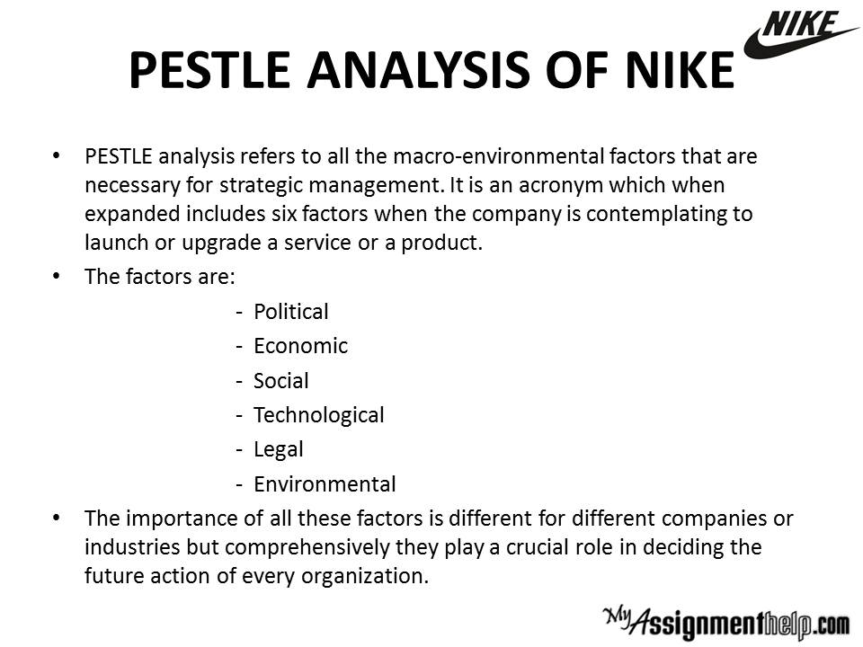 pages Nike Case Study