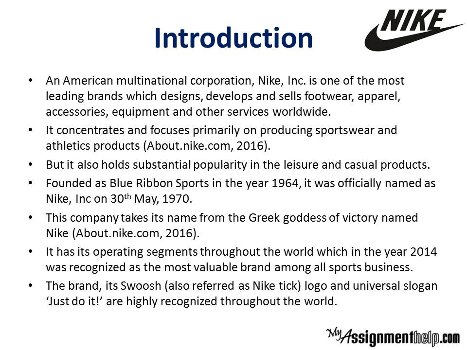 adidas internal analysis essay Check out our top free essays on adidas internal analysis to help you write your own essay the company offers its products through three main brands adidas analysis of adidas also includes its usp, tagline/slogan and competitors.